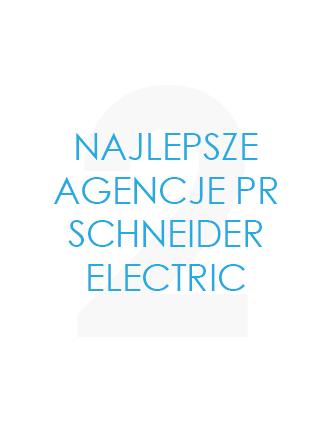 Najlepsze Agencje Schneider Electric